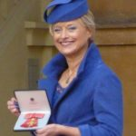 Joyce Young OBE Feb 2014