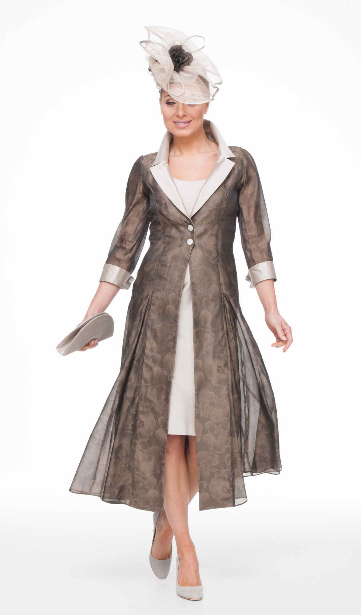 Mother of the bride dresses for young mothers flower for Young wedding guest dresses