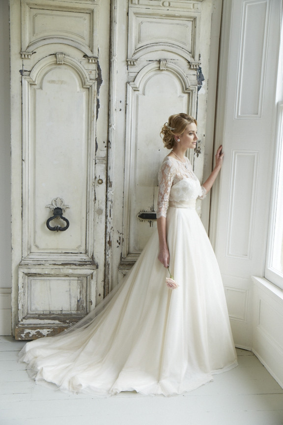 Dreamy wedding dress