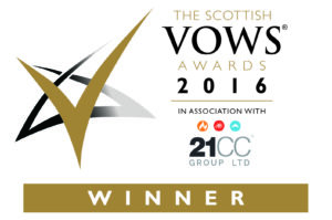 Happy recipients of the Bridal Designer Award at VOWS