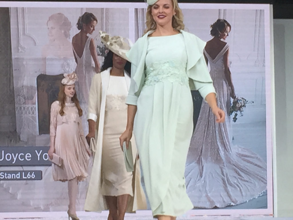 Catwalk at The National Wedding Show