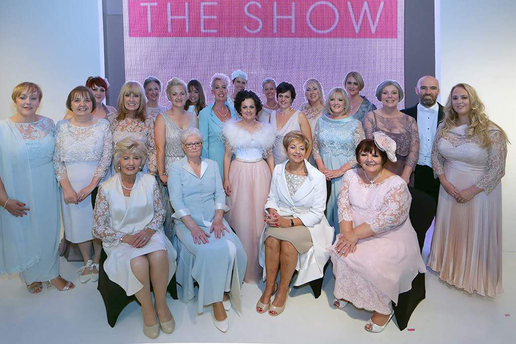 Breast Cancer Care fashion show in The Hilton Glasgow