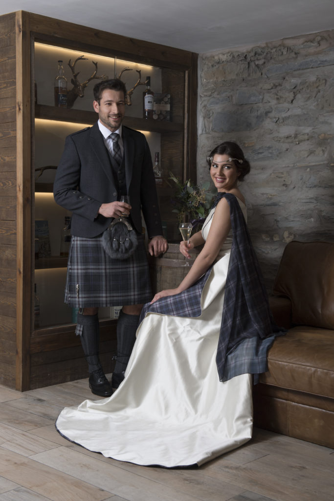partnership with MacGregor and macduff valentines day a match made in tartan