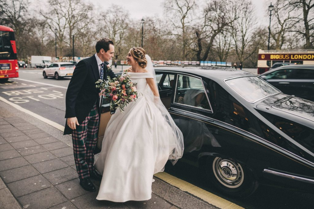 London wedding at Hyde Park