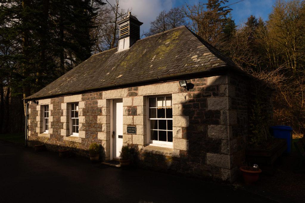 Quaint hoilday cottage in Castle grounds